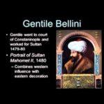 Gentile Bellini Renaissance Artists a Search