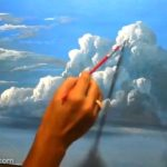 How to Paint Clouds in Oils Acrylics and Watercolor