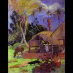 Paul Gauguin Post Impressionist