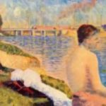 Georges Pierre Seurat Post Impressionist