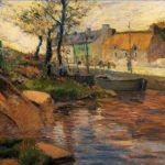 Emile Bernard Post Impressionist