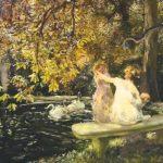 Gaston La Touche Post Impressionist