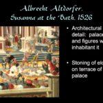Albrecht Altdorfer Renaissance Artists a Search