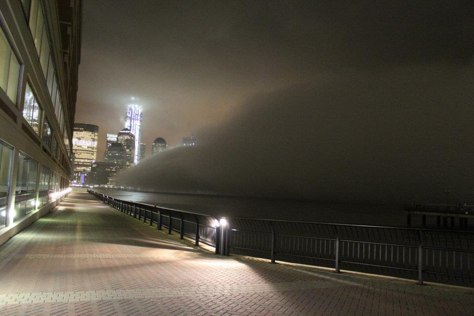 New York Fog Picture