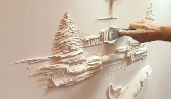 how to make relief sculpture
