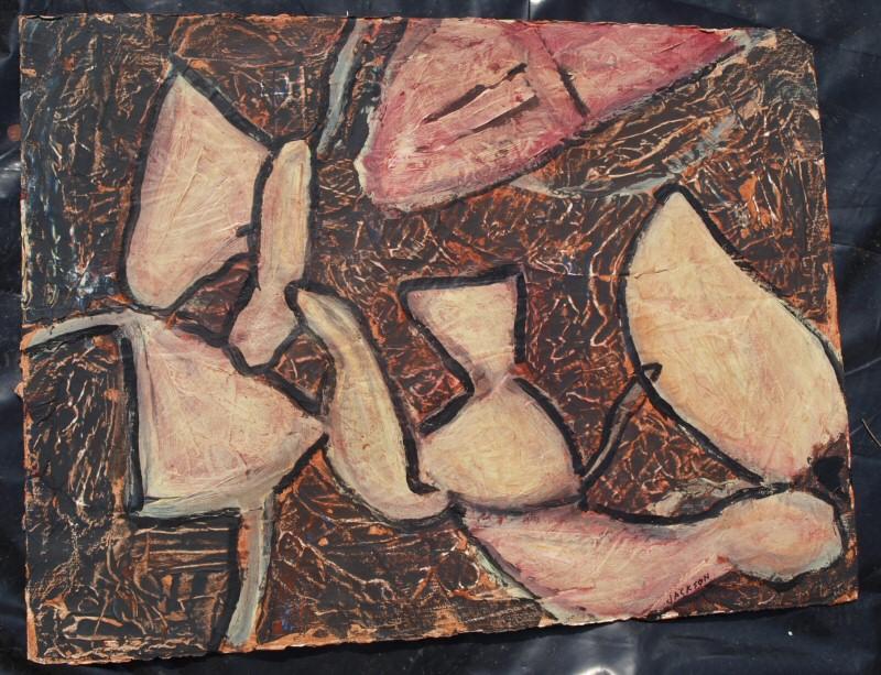 space_rocks painting