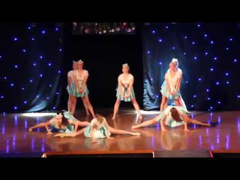 """""""Settle Down"""" by Kimbra - Jazz Dance"""
