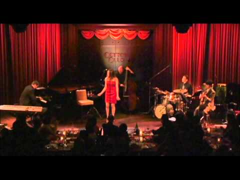 Fly Me to the Moon - Halie Loren at the Cotton Club Tokyo