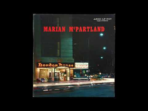 MARIAN McPARTLAND At The London House LP mono(1958)Argo LP 640