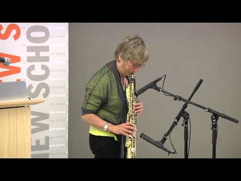 "NEW SCHOOL MINUTE: Jane Ira Bloom, ""Deep Edges; Improvising Slow Songs"" 
