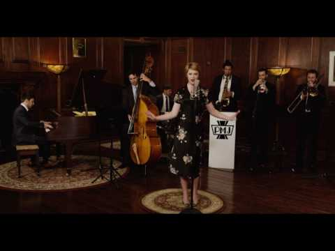 Somebody That I Used To Know - Vintage '40s Big Band Gotye Cover ft. Hannah Gill