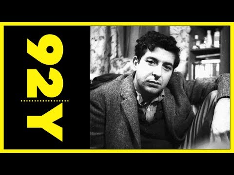 75 at 75: Pico Iyer on Leonard Cohen | 92Y Readings
