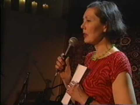Poet Anne Carson reads from Decreation