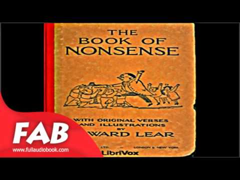 A Book of Nonsense Full Audiobook by Edward LEAR by General Audiobook