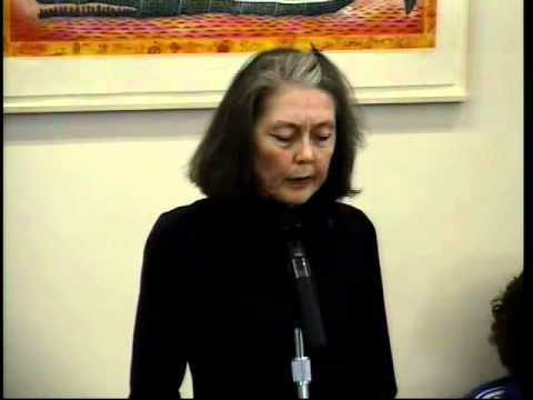 The Blaney Lecture: Anne Carson