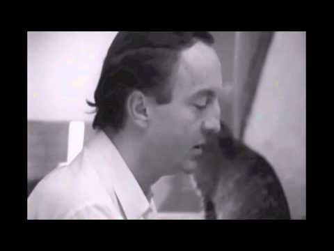Frank O'Hara reading from Lunch Poems