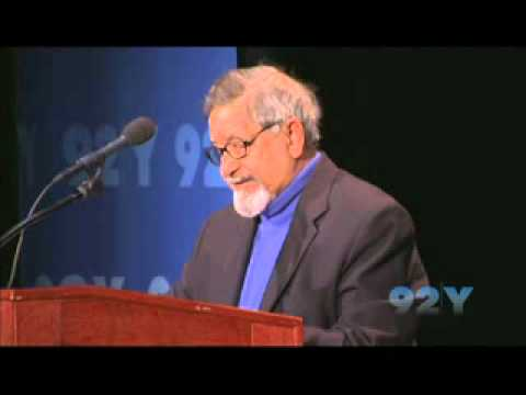 V. S. Naipaul: The Masque of Africa   92Y Readings