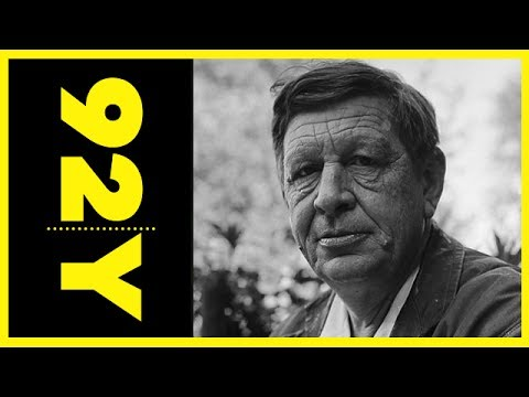 """75 at 75: W. H. Auden:  """"Bucolics"""" and """"Horae Cononicae"""""""