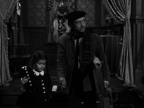 The Addams Family S01e14 Art and the Addams Family