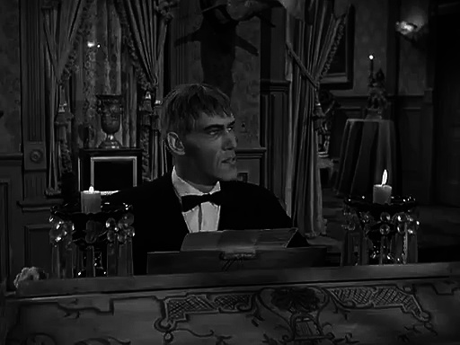 The Addams Family S01e20 Cousin Itt Visits the Addams Family