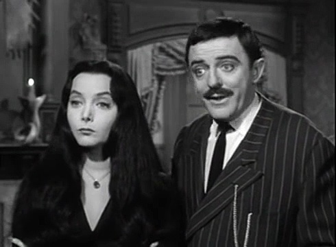 The Addams Family S01e24 Crisis in the Addams Family