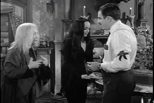 The Addams Family S01e7 Halloween with the Addams Family
