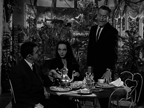 The Addams Family S01e8 Green-Eyed Gomez