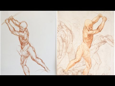 How to Draw like Raphael - Gesture & Line Quality Master