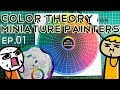 Basic Color Theory & Color Wheel for Miniature Painters