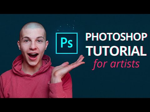 How To Set Up Photoshop like an Artist