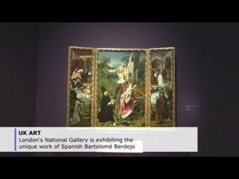 Bartolomé Bermejo: Renaissance masterpieces exhibited in UK for first time