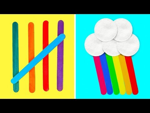 17 FUN EDUCATIONAL CRAFTS FOR TODDLERS