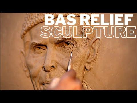 How to make a Bas Relief Sculpture