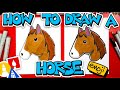 How To Draw A Horse Emoji ??