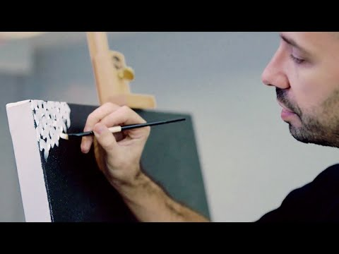 How to paint like Yayoi Kusama – with Corey D'Augustine | IN THE STUDIO