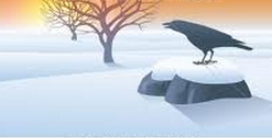 Winter Landscape, with Rooks Poem by Sylvia Plath