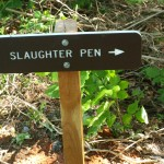 slaughter pen stones river battlefield