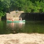 pretty canoe picture