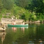 beautiful canoe pic