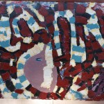 abstract egypt painting 09