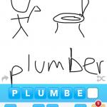 Draw Something Art Plumber