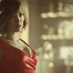 K-Pop_Jun Hyosung No Jacket Secret Poison Pics
