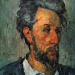 Paintings and Images by Cezanne_Portrait of Victor Chocquet