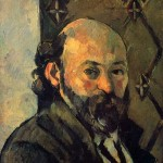 Paintings and Images by Cezanne_Self-portrait, 1880-1881