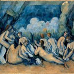 Paintings and Images by Cezanne_The Bathers