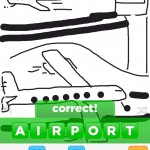 draw something_airport