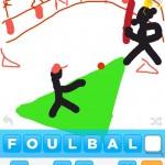 draw something_foul ball