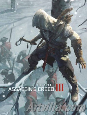 The Art of AC3 Artist William Wu Assassin's Creed 3 Art