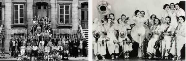 women jazz musicians