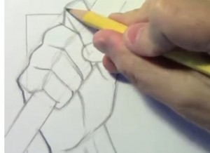 How to Draw Hands 300x218 How to Draw Hands